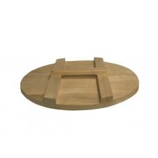 Крышка деревянная казана 15 л (460мм)