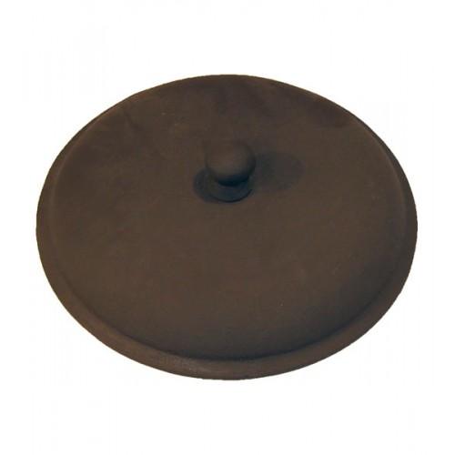 Крышка сковороды круглой 24 см.