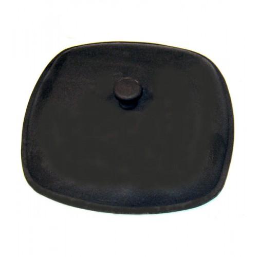 Крышка сковороды квадратной 26 см